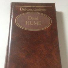 Libros de segunda mano: DAVID HUME. Lote 140951760