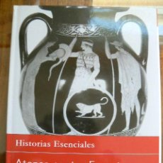 Libros de segunda mano: ATENAS CONTRA ESPARTA. Lote 142441014