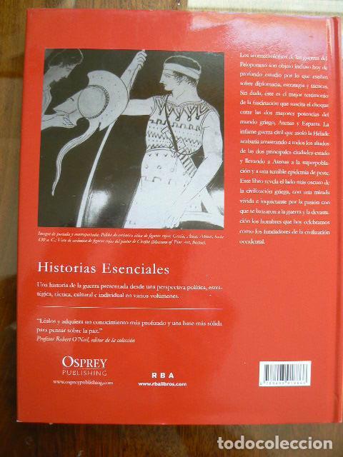 Libros de segunda mano: Atenas contra Esparta - Foto 2 - 142441014