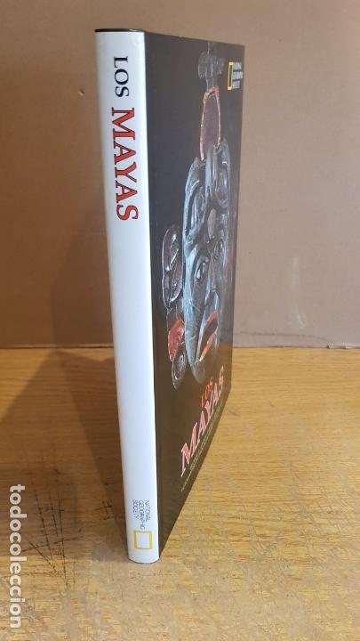 Libros de segunda mano: LOS MAYAS / GEORGE E Y GENE S STUART / NATIONAL GEOGRAPHIC - 1999 / BUENA CALIDAD. - Foto 9 - 142957026