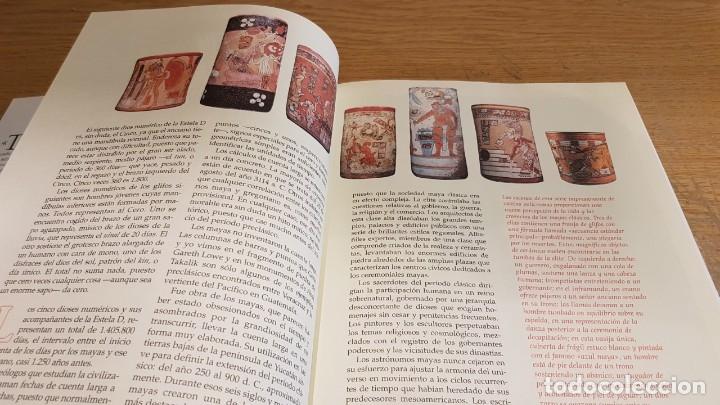 Libros de segunda mano: LOS MAYAS / GEORGE E Y GENE S STUART / NATIONAL GEOGRAPHIC - 1999 / BUENA CALIDAD. - Foto 4 - 142957026