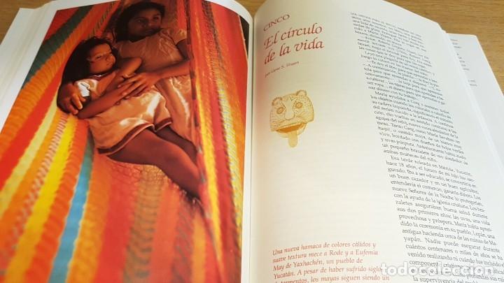 Libros de segunda mano: LOS MAYAS / GEORGE E Y GENE S STUART / NATIONAL GEOGRAPHIC - 1999 / BUENA CALIDAD. - Foto 8 - 142957026