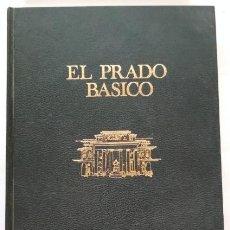 Libros de segunda mano: EL PRADO BASICO, J. ROGELIO BUENDIA, SILEX 1974, LIBRO. Lote 143395690