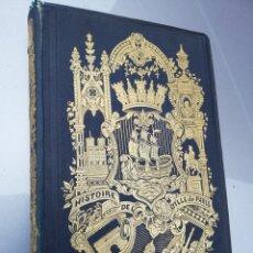 Libros de segunda mano: IMPORTANTE LIBRO HISTORIA DE PARÍS AÑO 1894. Lote 143405249