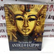 Libros de segunda mano: LOS TESOROS DEL ANTIGUO EGIPTO. Lote 143453868