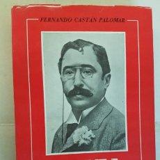Libros de segunda mano: CAVIA EL POLIGRAFO CASTIZO, ED. GOMEZ, PAMPLONA, LIBRO. Lote 143925642