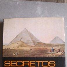 Libros de segunda mano: SECRETOS DE LA GRAN PIRAMIDE PETER TOMPKINS ENIGMAS MISTERIOS . Lote 141328314