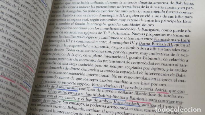 Libros de segunda mano: HISTORIA DE ORIENTE ANTIGUO. VV.AA. CATEDRA - Foto 2 - 145076846