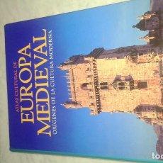 Libros de segunda mano: EUROPA MEDIEVAL ORÍGENES DE LA CULTURA MODERNA. Lote 145798750