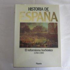 Libros de segunda mano: HISTORIA DE ESPAÑA TOMO 7 DE PLANETA CON ENVIO. Lote 146019530