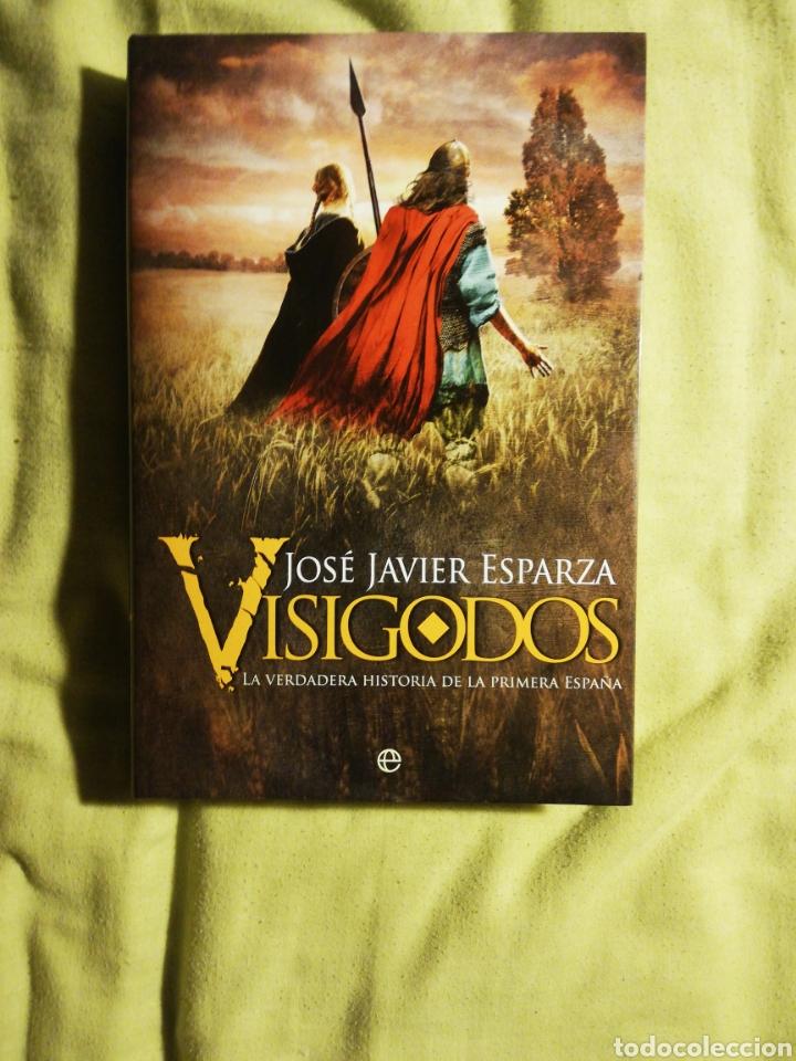 VISIGODOS (Gebrauchte Bücher - Alte Geschichte)