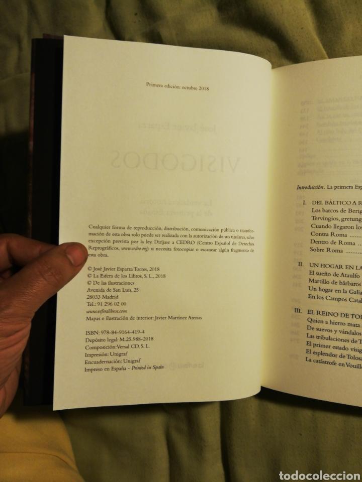Gebrauchte Bücher: Visigodos - Foto 5 - 146777805