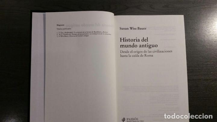Gebrauchte Bücher: HISTORIA DEL MUNDO ANTIGUO - Foto 2 - 147730678