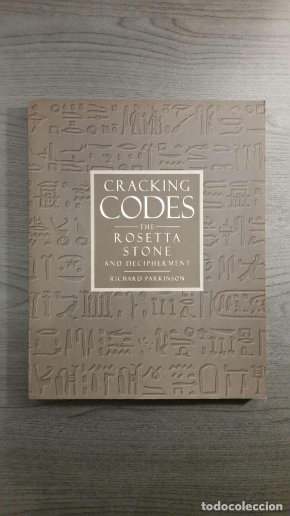 CRACKING CODES: THE ROSETTA STONE AND DECIPHERMENT (Libros de Segunda Mano - Historia Antigua)
