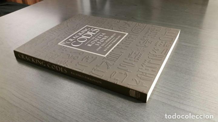 Libros de segunda mano: Cracking Codes: The Rosetta Stone and Decipherment - Foto 2 - 147740430