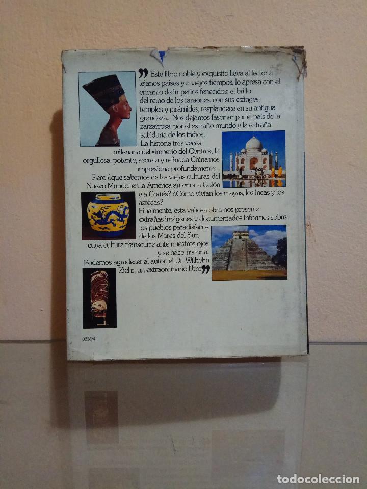 Libros de segunda mano: La magia de pasados imperios Wilhelm Zierhr egipto faraones imperios templo sol sacrificios jaguares - Foto 2 - 147746198