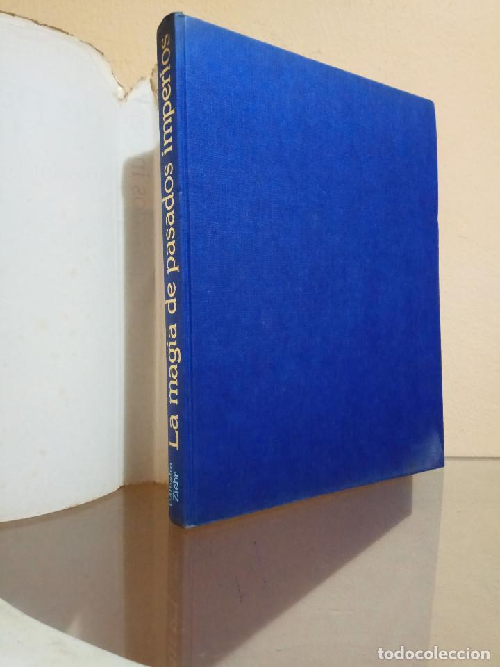Libros de segunda mano: La magia de pasados imperios Wilhelm Zierhr egipto faraones imperios templo sol sacrificios jaguares - Foto 4 - 147746198
