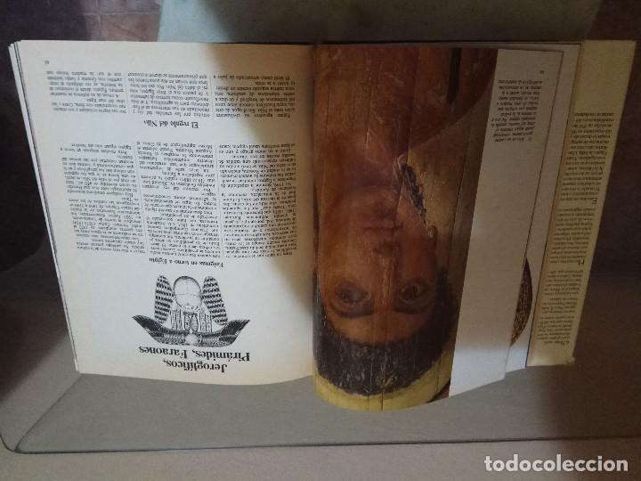 Libros de segunda mano: La magia de pasados imperios Wilhelm Zierhr egipto faraones imperios templo sol sacrificios jaguares - Foto 7 - 147746198