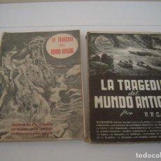 Libros de segunda mano: LA TRAGEDIA DEL MUNDO ANTIGUO DOS LIBROS. Lote 147837534