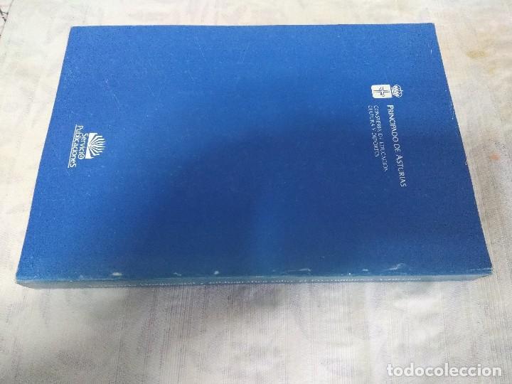Libros de segunda mano: LIBRO/INVENTARIO DOCUMENTAL BIBLIOGRAFICO SOBRE EL PRERROMANICO ASTURIANO. - Foto 2 - 147900806