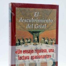 Libros de segunda mano: EL DESCUBRIMIENTO DEL GRIAL (ANDREW SINCLAIR) EDHASA, 2003. OFRT ANTES 23,5E. Lote 188560333