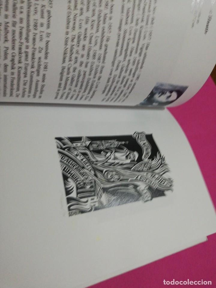 Libros de segunda mano: Ukrainian bookplate art, ex libris ilustrado - Foto 6 - 148656218
