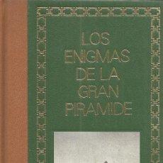 Libros de segunda mano: LOS ENIGMAS DE LA GRAN PIRÁMIDE. PHILIPPE AZIZ. Lote 148800214