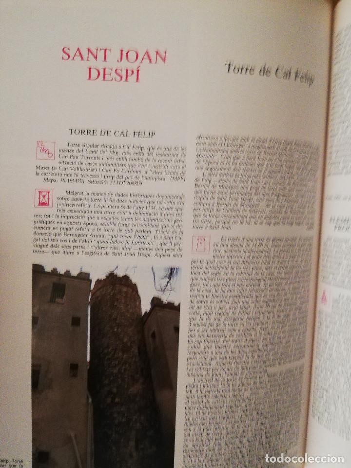 Libros de segunda mano: CATALUNYA ROMÀNICA. XX EL BARCELONÈS, EL BAIX LLOBREGAT, EL MARESME (ENCICLOPÈDIA CATALANA) - Foto 7 - 149188750