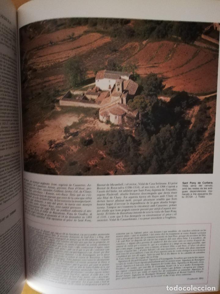 Libros de segunda mano: CATALUNYA ROMÀNICA. XX EL BARCELONÈS, EL BAIX LLOBREGAT, EL MARESME (ENCICLOPÈDIA CATALANA) - Foto 9 - 149188750