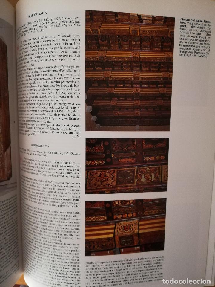 Libros de segunda mano: CATALUNYA ROMÀNICA. XX EL BARCELONÈS, EL BAIX LLOBREGAT, EL MARESME (ENCICLOPÈDIA CATALANA) - Foto 10 - 149188750