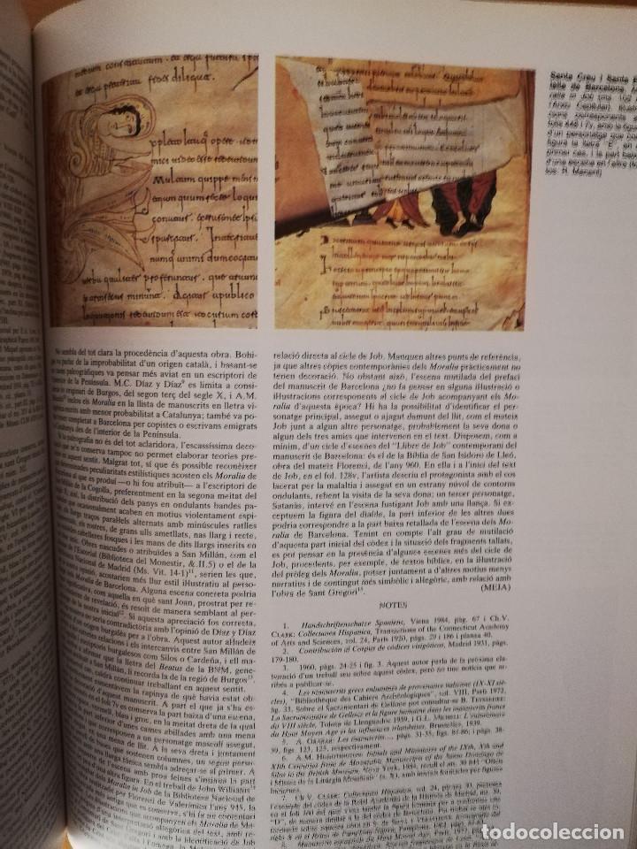 Libros de segunda mano: CATALUNYA ROMÀNICA. XX EL BARCELONÈS, EL BAIX LLOBREGAT, EL MARESME (ENCICLOPÈDIA CATALANA) - Foto 12 - 149188750