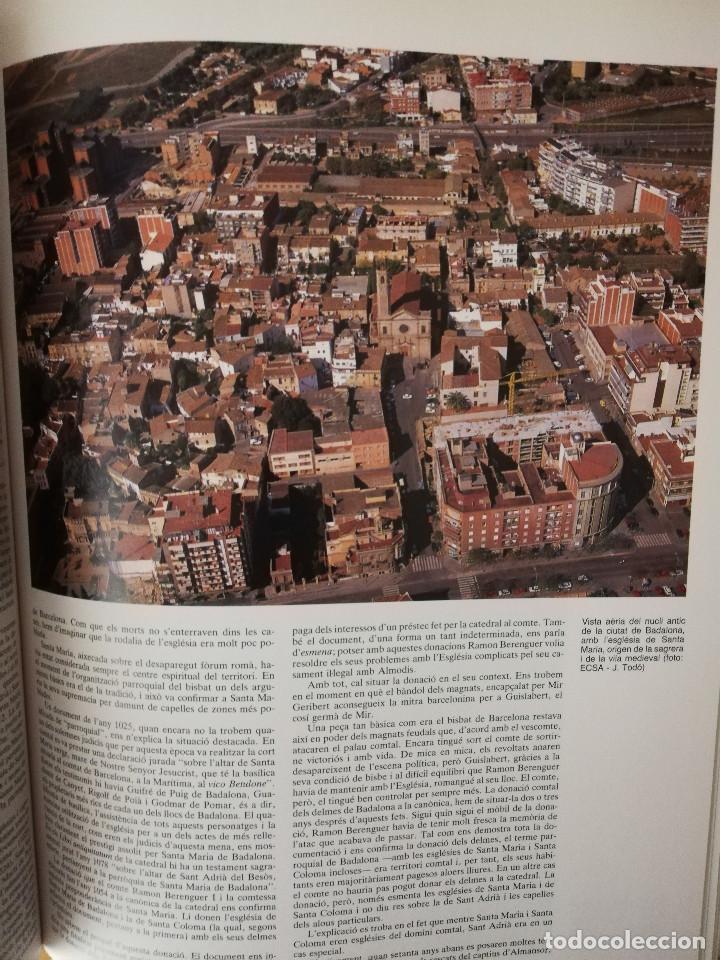 Libros de segunda mano: CATALUNYA ROMÀNICA. XX EL BARCELONÈS, EL BAIX LLOBREGAT, EL MARESME (ENCICLOPÈDIA CATALANA) - Foto 15 - 149188750