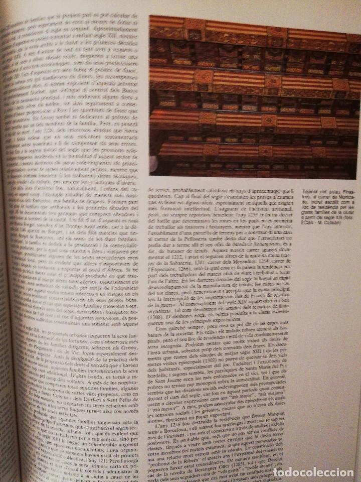Libros de segunda mano: CATALUNYA ROMÀNICA. XX EL BARCELONÈS, EL BAIX LLOBREGAT, EL MARESME (ENCICLOPÈDIA CATALANA) - Foto 16 - 149188750