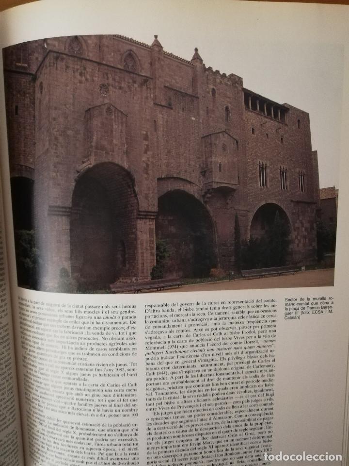 Libros de segunda mano: CATALUNYA ROMÀNICA. XX EL BARCELONÈS, EL BAIX LLOBREGAT, EL MARESME (ENCICLOPÈDIA CATALANA) - Foto 18 - 149188750