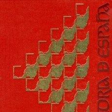 Libros de segunda mano: HISTORIA DE ESPAÑA (6 TOMOS). Lote 149578038