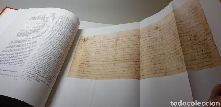 Libros de segunda mano: Los pergaminos de la Cancilleria Real del archivo municipalde la ciudad de Alzira. - Foto 3 - 150226202