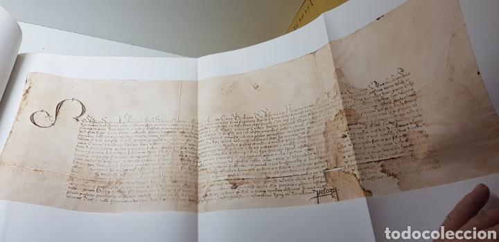 Libros de segunda mano: Los pergaminos de la Cancilleria Real del archivo municipalde la ciudad de Alzira. - Foto 4 - 150226202
