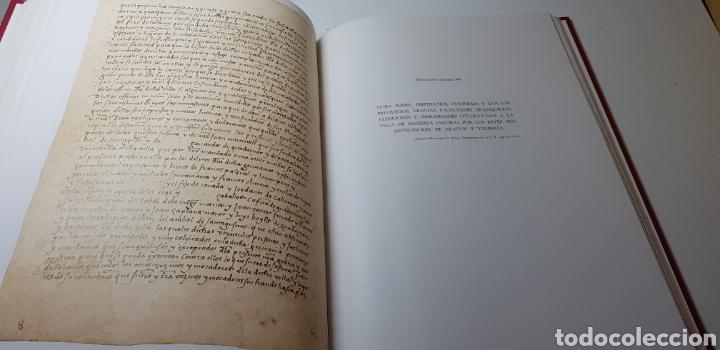 Libros de segunda mano: Los pergaminos de la Cancilleria Real del archivo municipalde la ciudad de Alzira. - Foto 5 - 150226202