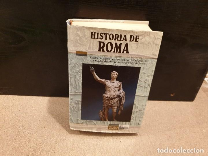 HISTORIA DE ROMA....... ..FRANCISCO BERTOLINI......1999 (Libros de Segunda Mano - Historia Antigua)
