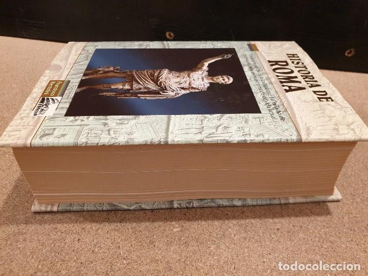 Libros de segunda mano: HISTORIA DE ROMA....... ..FRANCISCO BERTOLINI......1999 - Foto 5 - 150257230