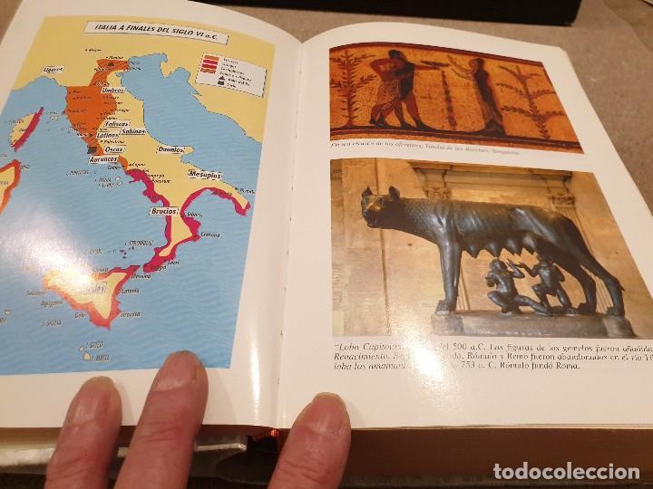 Libros de segunda mano: HISTORIA DE ROMA....... ..FRANCISCO BERTOLINI......1999 - Foto 8 - 150257230