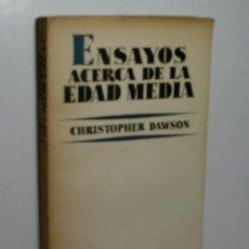 Gebrauchte Bücher - ENSAYOS ACERCA DE LA EDAD MEDIA. DAWSON Christopher. 1960 - 150258154