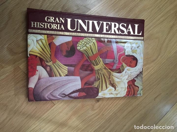 Libros de segunda mano: Gran Historia Universal 1986 - Foto 6 - 151901201