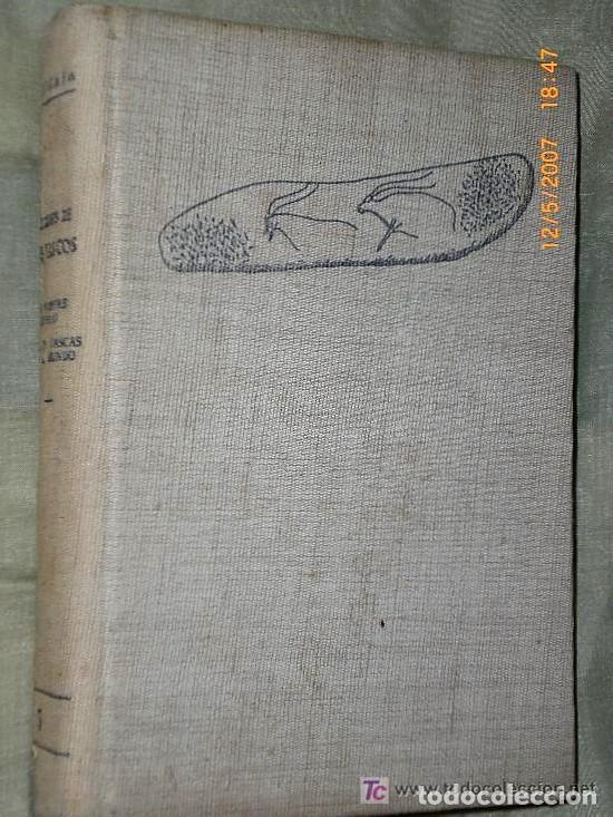 Libros de segunda mano: ORIGENES DE LOS VASCOS.TOMO III.- El nombre étnico.Las huellas de los vascos primitivos por el mundo - Foto 2 - 151913118