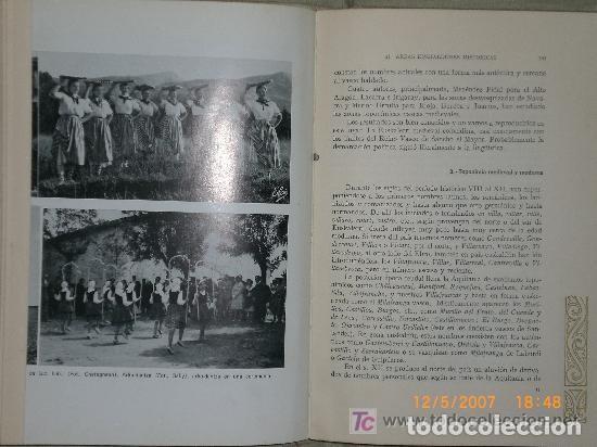 Libros de segunda mano: ORIGENES DE LOS VASCOS.TOMO III.- El nombre étnico.Las huellas de los vascos primitivos por el mundo - Foto 3 - 151913118
