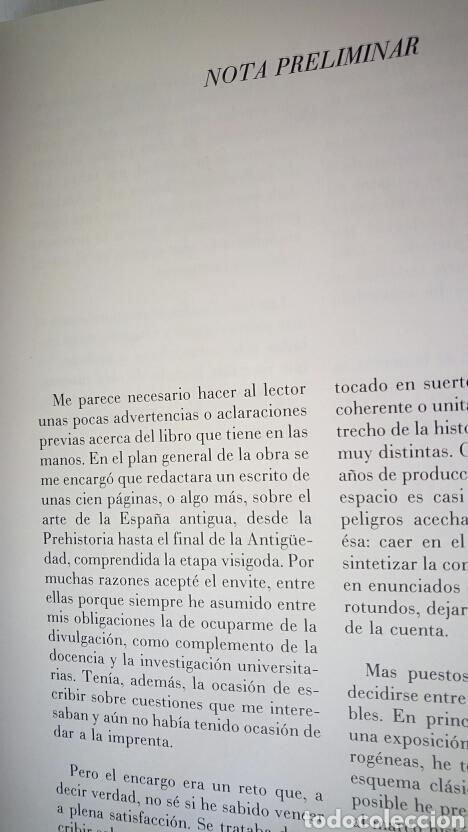 Gebrauchte Bücher: LA ANTIGUEDAD DE LA PREHISTORIA A LOS VISIGODOS - MANUEL BENDALA GALAN - SILEX 1990 - Foto 6 - 152344146