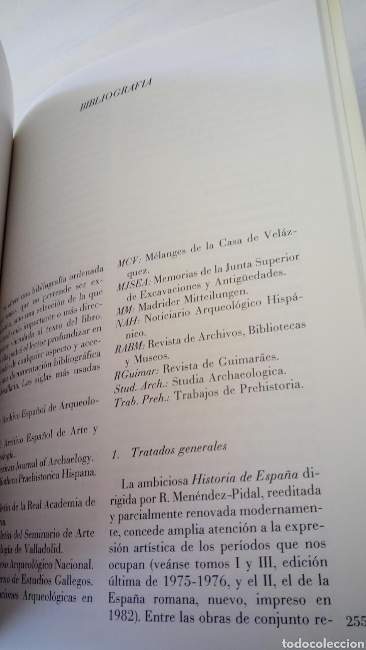 Gebrauchte Bücher: LA ANTIGUEDAD DE LA PREHISTORIA A LOS VISIGODOS - MANUEL BENDALA GALAN - SILEX 1990 - Foto 13 - 152344146