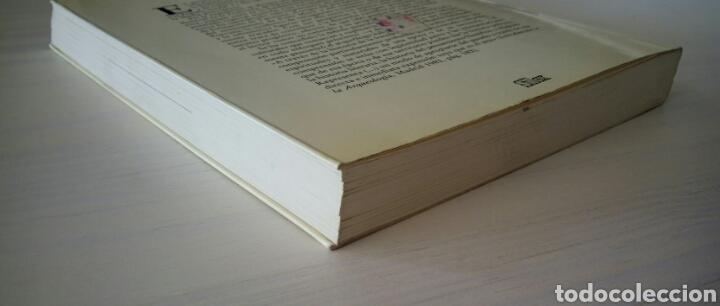 Gebrauchte Bücher: LA ANTIGUEDAD DE LA PREHISTORIA A LOS VISIGODOS - MANUEL BENDALA GALAN - SILEX 1990 - Foto 2 - 152344146