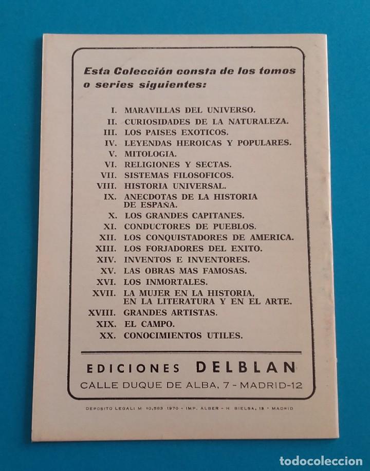 Libros de segunda mano: LOS ALBORES DE GRECIA. MOSAICO CULTURAL. HISTORIA UNIVERSAL 5. DELBLAN. 1970. - Foto 2 - 152351238