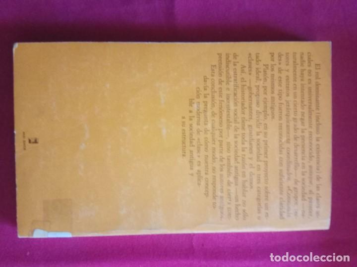 Libros de segunda mano: ESTADO Y CLASES EN LA SOCIEDAD ANTIGUA, AA. VV. - Foto 3 - 152362742